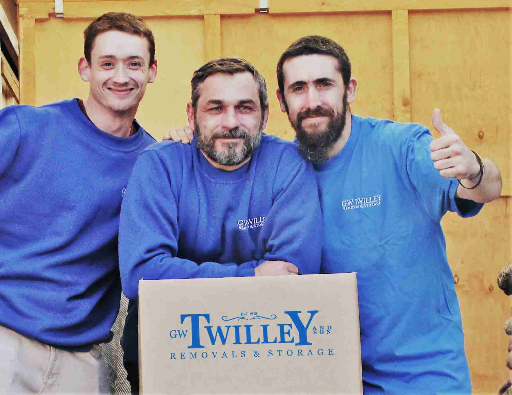 Twilleys removals team