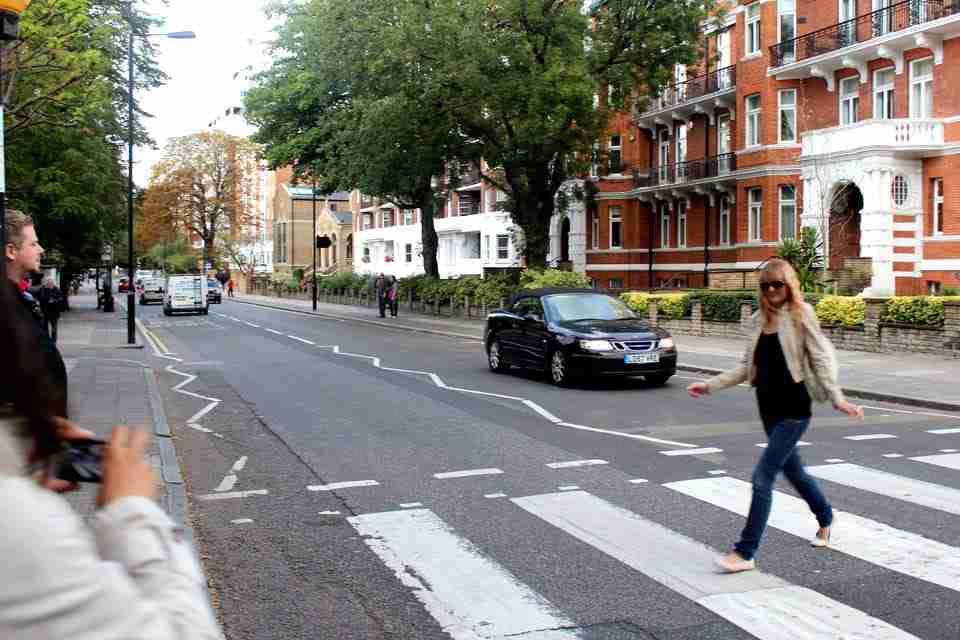 Abbey Road Maida Vale