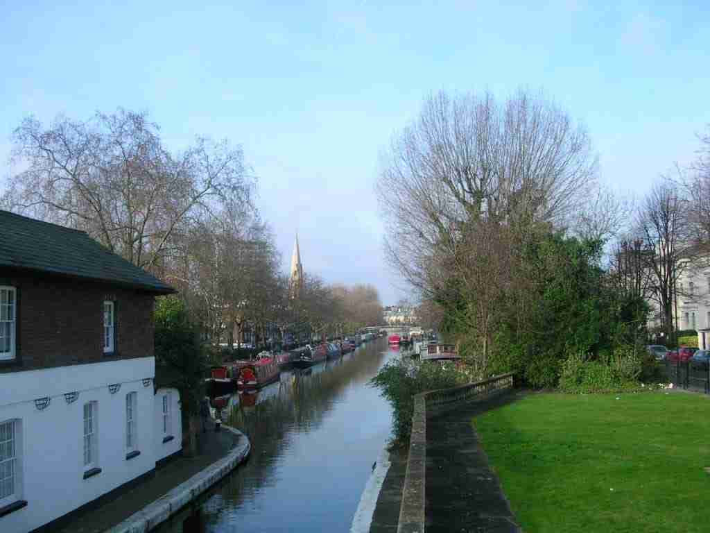 Grand Union Canal Little Venice