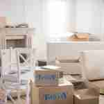 House Removals - Packing