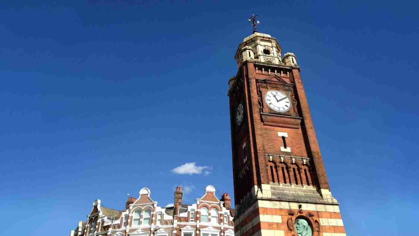 Crouch End Clock Tower London